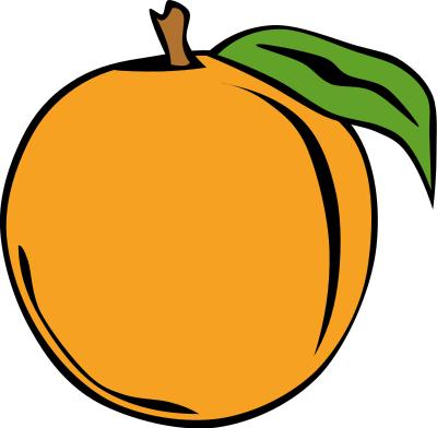 Frutta albicocche apricot spazio disabilit for Clipart frutta